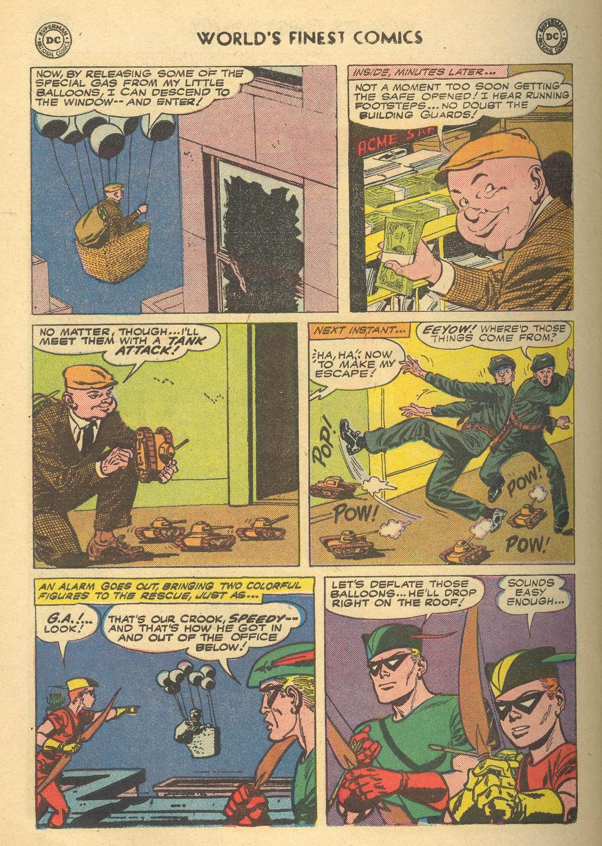 Read online World's Finest Comics comic -  Issue #105 - 28
