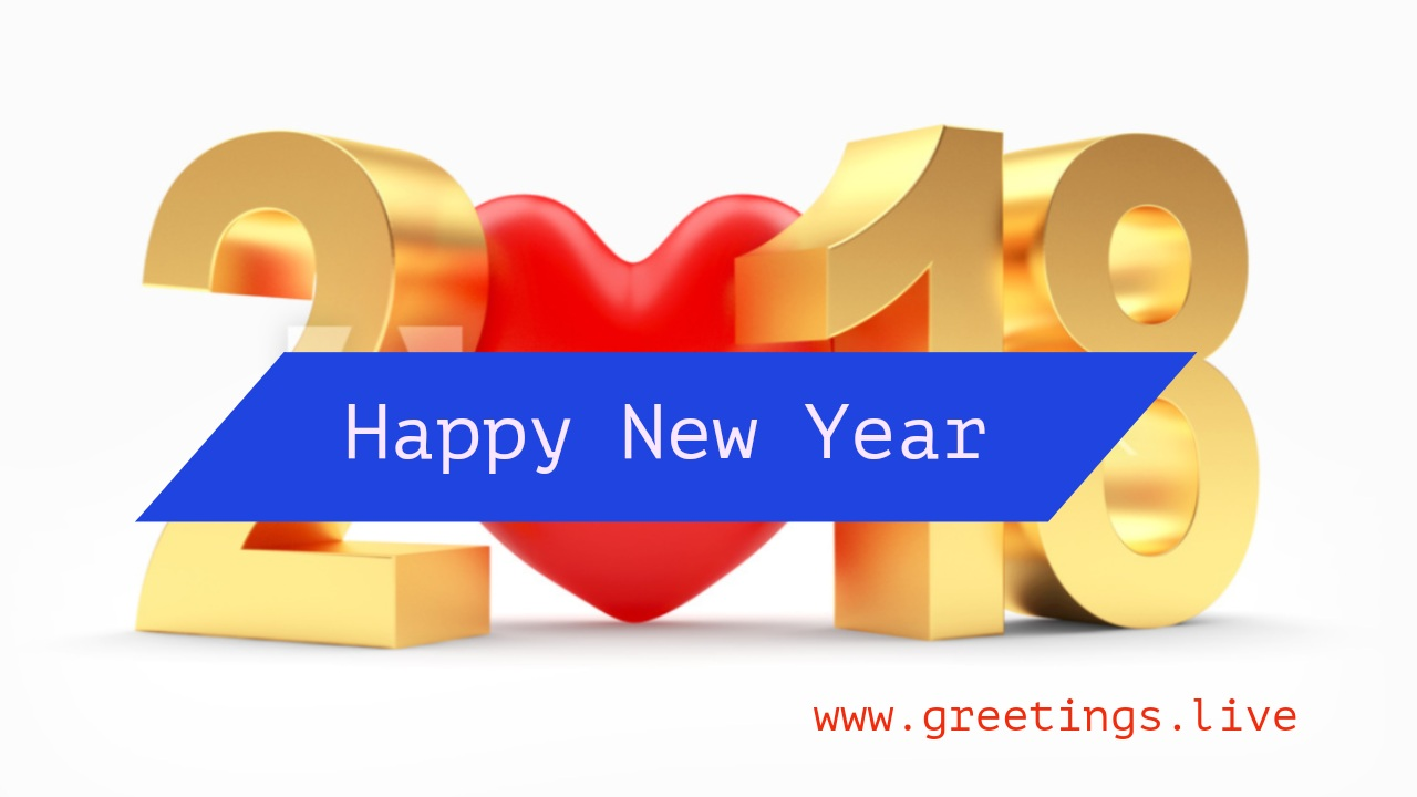 2018 New Year Wishes Greetings New Year Greetings 2018 More