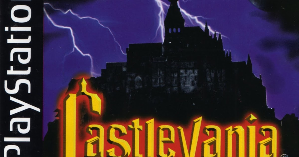 Castlevania Nocturne In The Moonlight Psx Iso