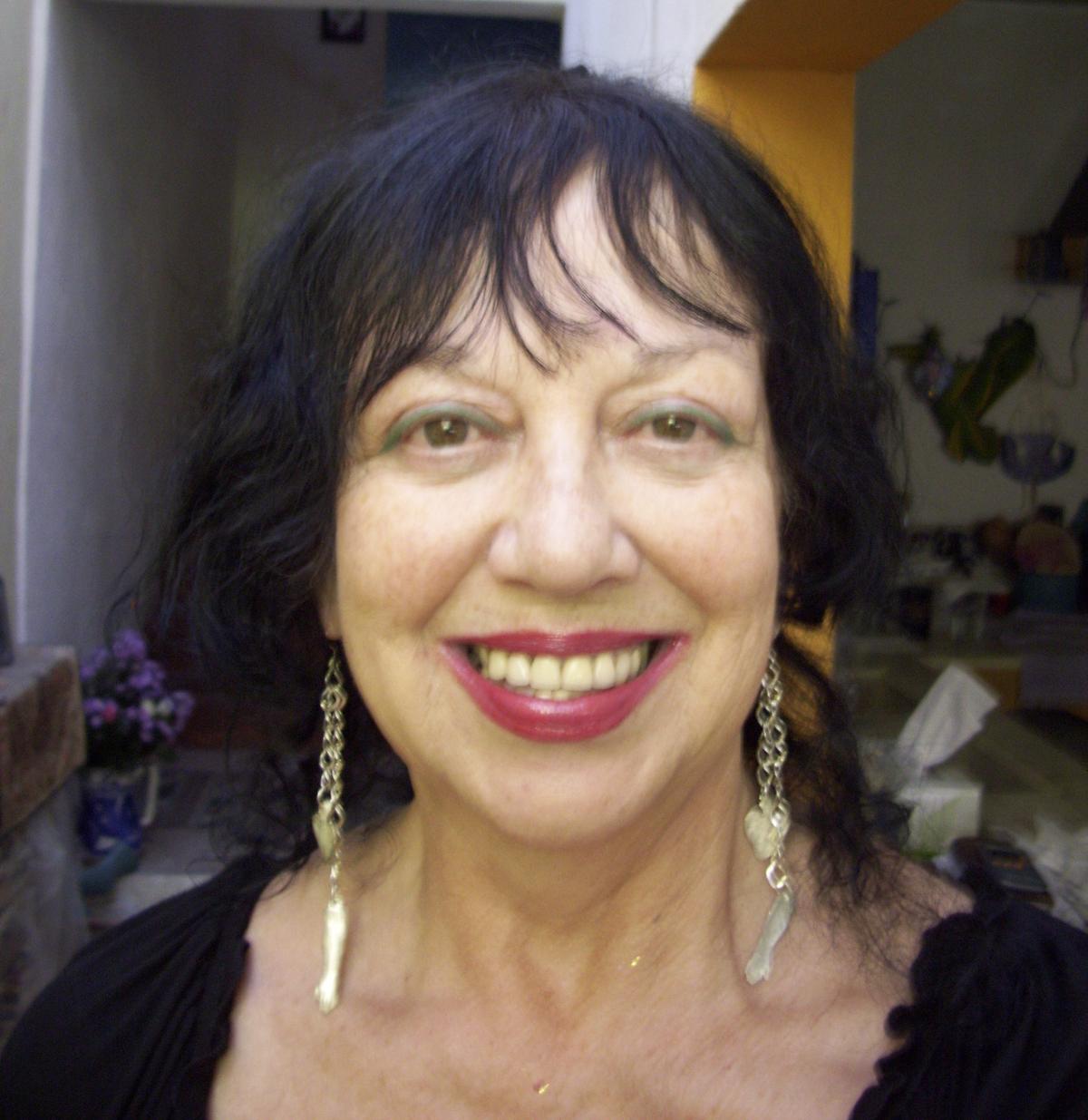 Alma Luz Villanueva Author Of Eight Books De Poesia, Most Recently  'gracias' Four Novels, Most Recently, 'song Of The Golden Scorpion