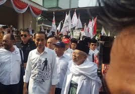 Relawan dari Sumsel akan fokus memenangkan Pasangan Jokowi-Ma'ruf di Pilpers 2019 nanti.