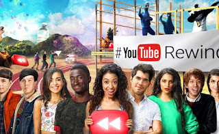 What's in YouTube Rewind 2016?
