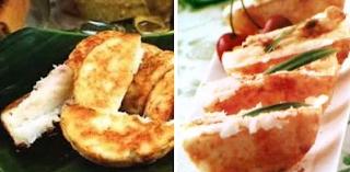 Recipe Baking Sweet pancong