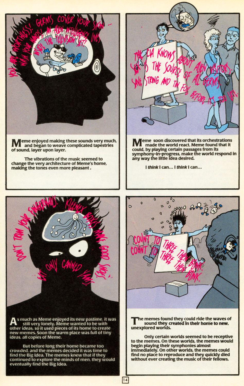 Read online Animal Man (1988) comic -  Issue #86 - 14