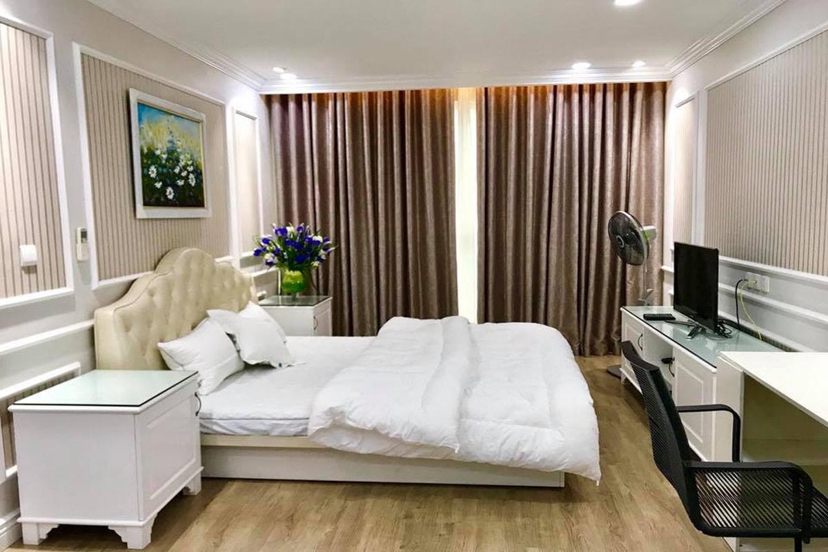 Căn hộ 3 phòng ngủ goldmark city