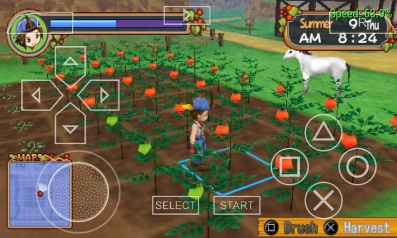 Harvest Moon: Hero of Leaf Valley PC Free Download - Lobagem