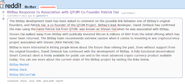 https://www.reddit.com/r/BitBay/comments/5vlick/bitbay_response_to_association_with_qtum/