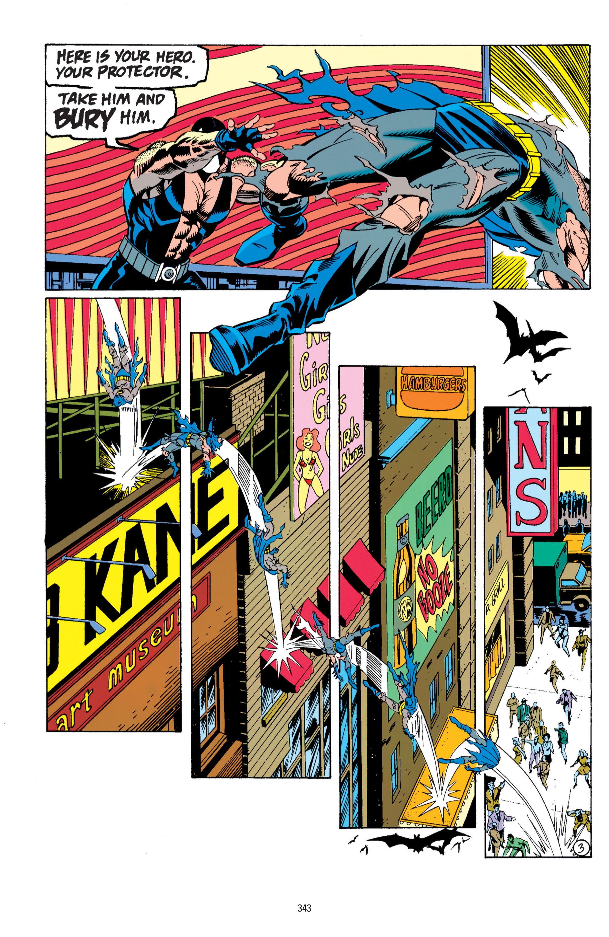 Detective Comics (1937) 664 Page 3