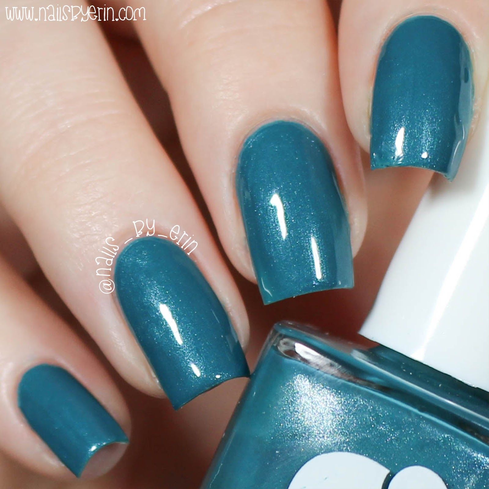 Nailsbyerin Ella Mila Under The Sea Swatch And Review