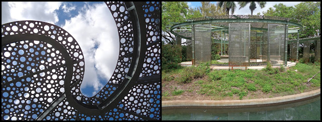 "Lorna Jordan's ""Island Garden"" at Long Key Natural Area and Nature Center"