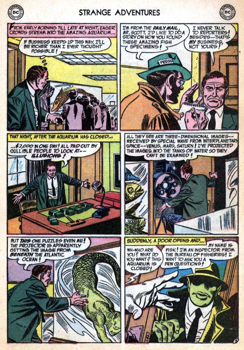 Strange Adventures (1950) issue 35 - Page 21