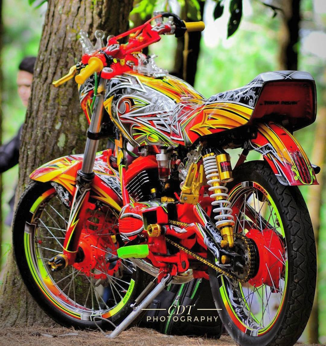Modifikasi Motor Kontes Rx King Mobiliobaru