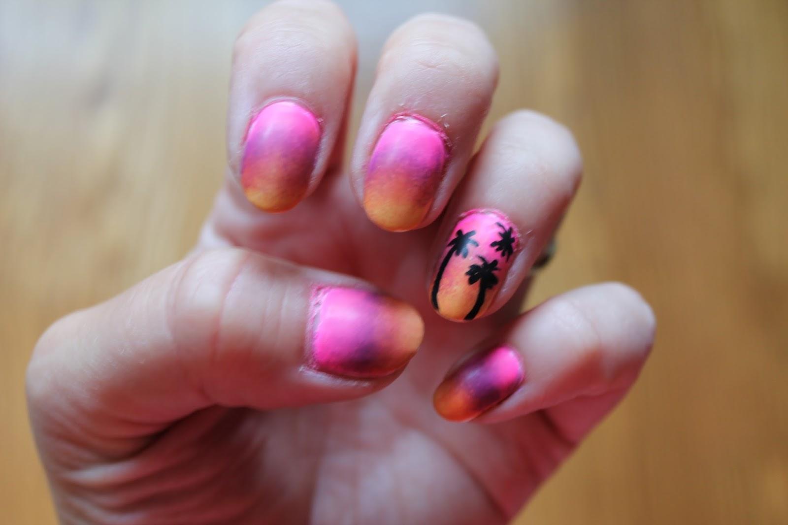 Island Nails - Jersey Girl, Texan Heart