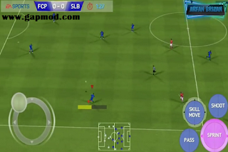 Download FIFA 14 Mod 19 Beta v1.0.2 HD Graphic by Arfan Brizan Apk Obb Data