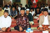 Wabup Hadiri Isra' Mi'raj Di Mesjid Agung Al-Umaraini Selayar