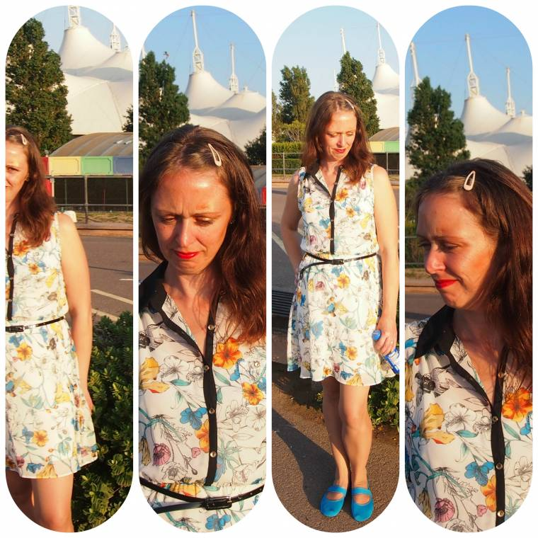 What I Wore On Holiday At Butlins At Minehead: OOTD