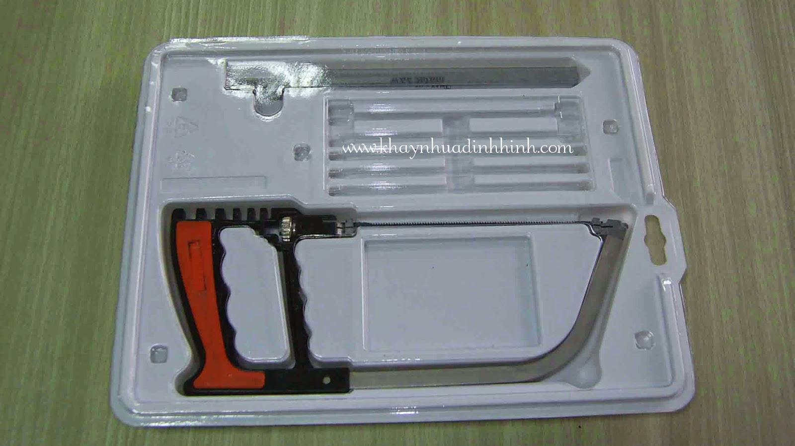 Khay nhựa chống tĩnh điện 07