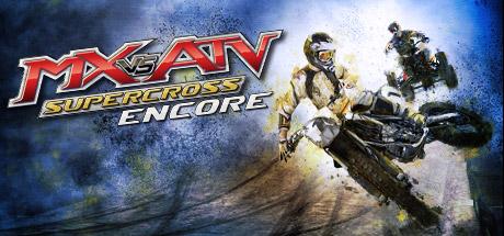 MX vs ATV Supercross Encore PC Full Version