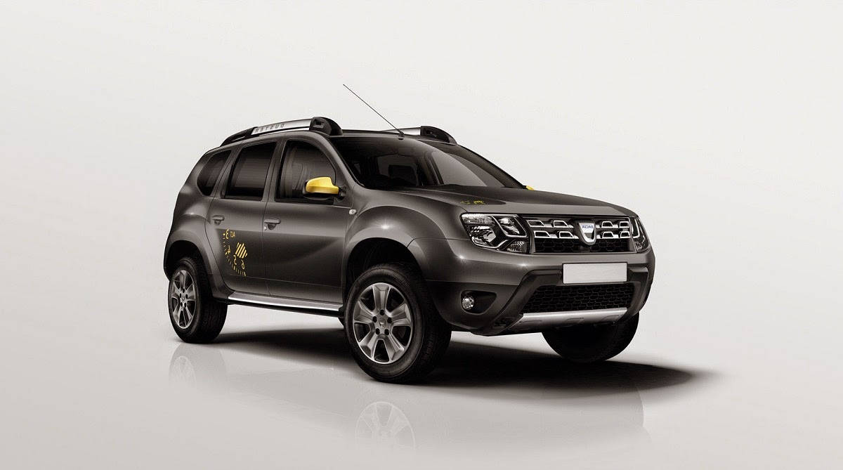 dacia duster blackstorm air limited edition car reviews new car pictures for 2018 2019. Black Bedroom Furniture Sets. Home Design Ideas