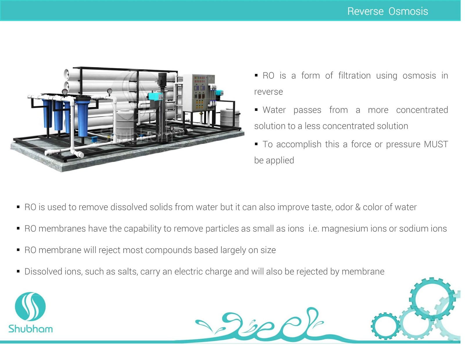 Water Treatment Plant In Ahmedabad Gujarat Wastewater Process Flow Diagram Reverse Osmosis The Ratio Of Recovery Output Parameters Depend Upon Feed Quality Type Membrane Temperature And Total Ro Unit Design Considerations