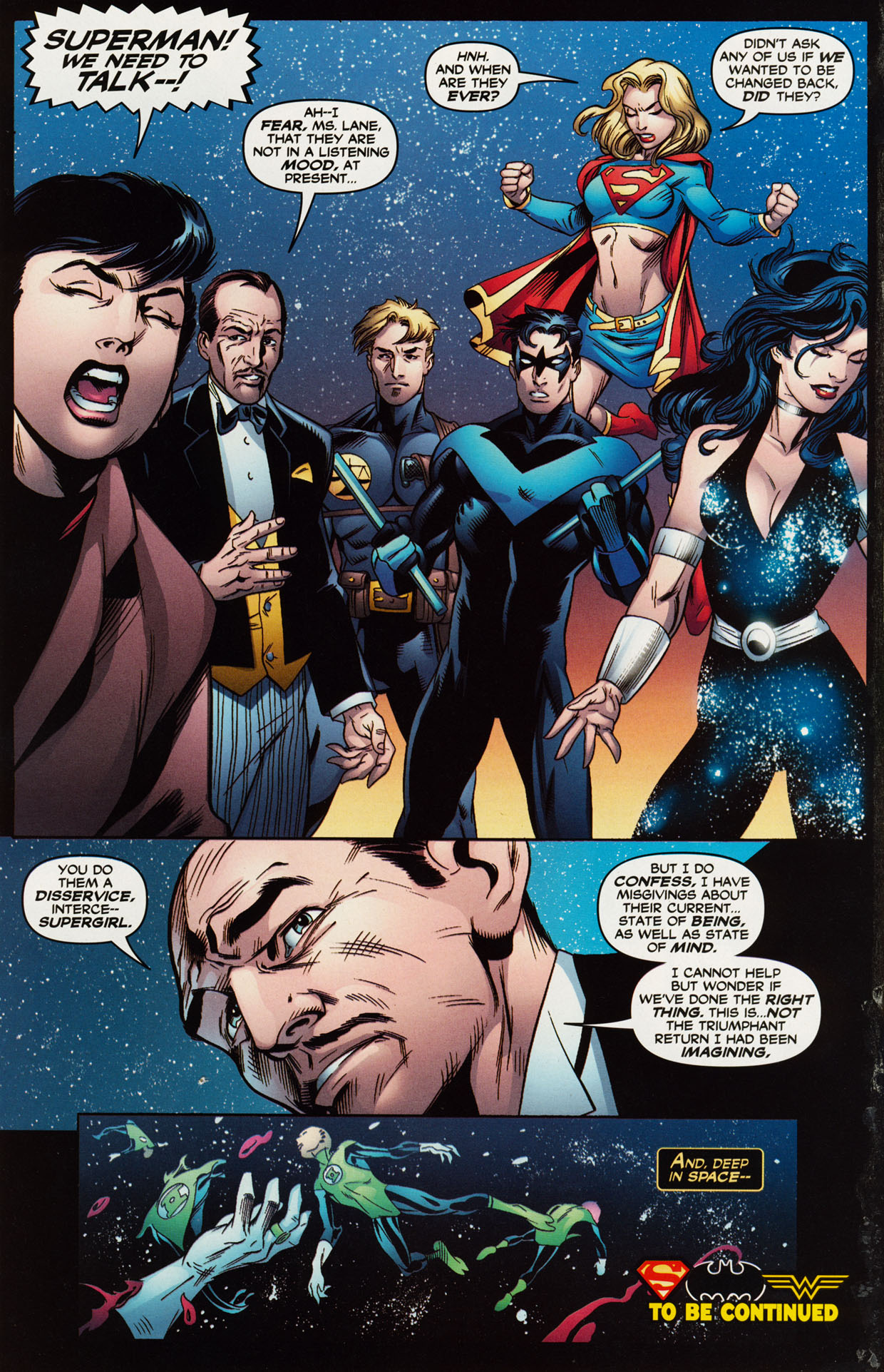 Read online Trinity (2008) comic -  Issue #42 - 17