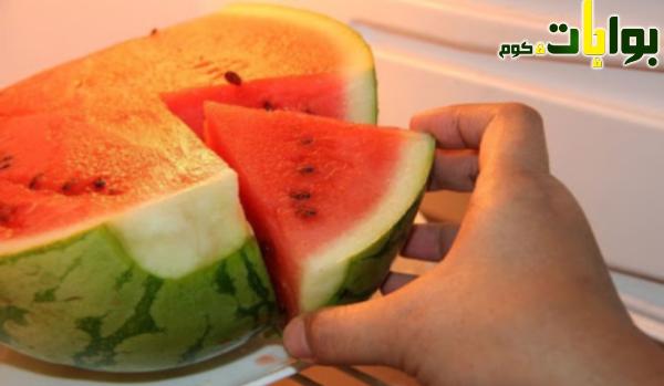 البطيخ الصحي