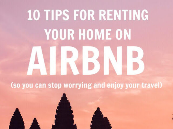 10 Tips for Renting Out Your Home on Airbnb