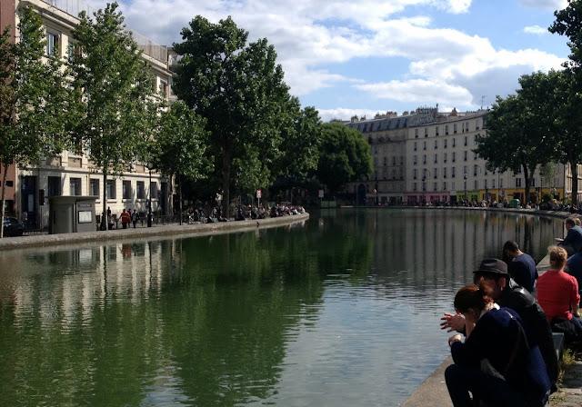 jardín Villemin en París