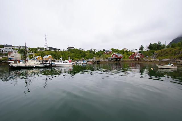 Rorbuer a Moskenes/Sorvagen-Isole Lofoten