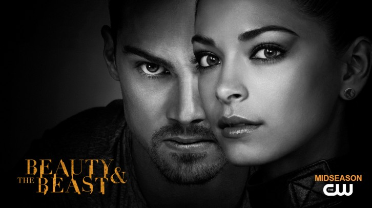 beauty and the beast cw poster