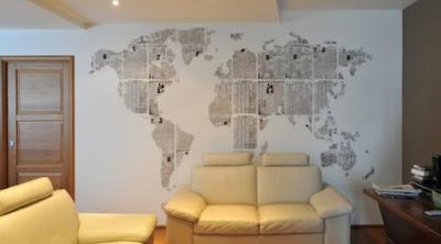 Word Map Mozaik