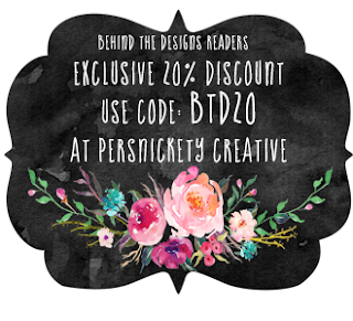 Exclusive Discount Code for Behind the Designs Readers to use for the Blogger Planner Template | DIY Craft and Planning Blog