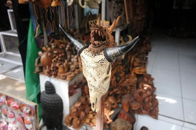 Decoration Ubud Market