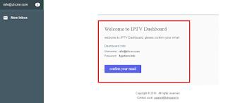 Cara Membuat Akun IPTV Trial Unlimited