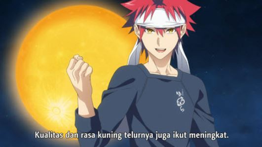 Shokugeki no Souma Season 3 Episode 13 Subtitle Indonesia