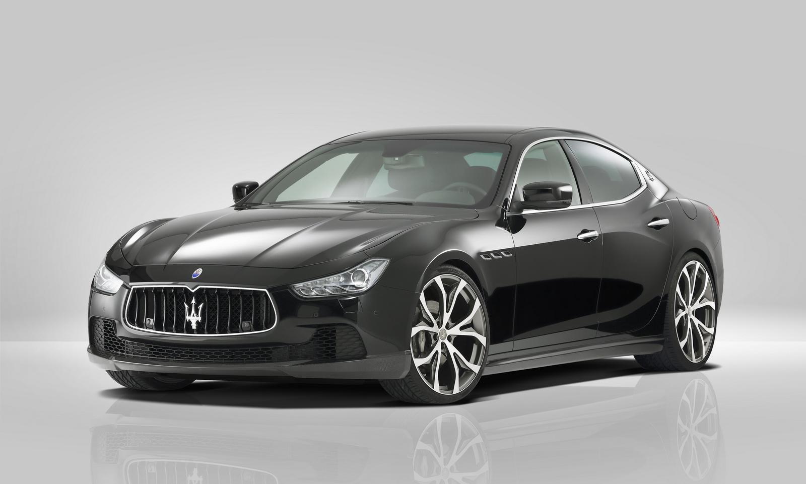 Maserati Ghibli S Q4 >> New Maserati Ghibli Power-Tuned by Novitec | Carscoops