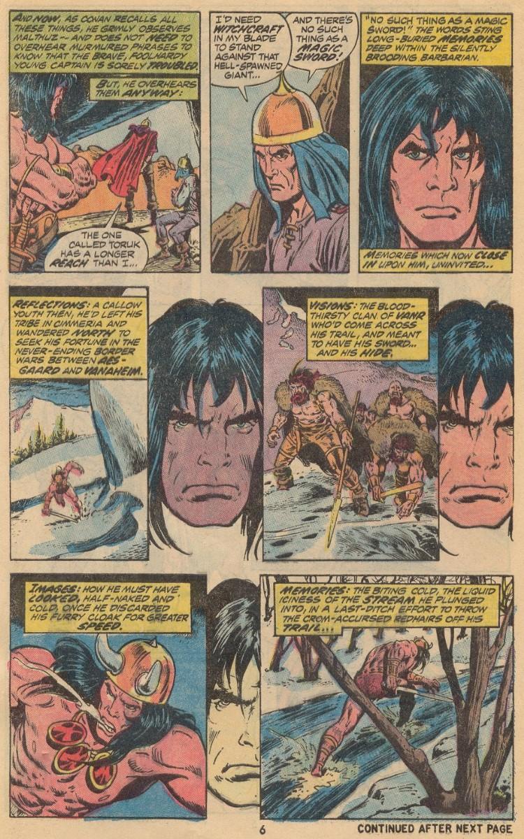 Conan the Barbarian (1970) 31 Page 5
