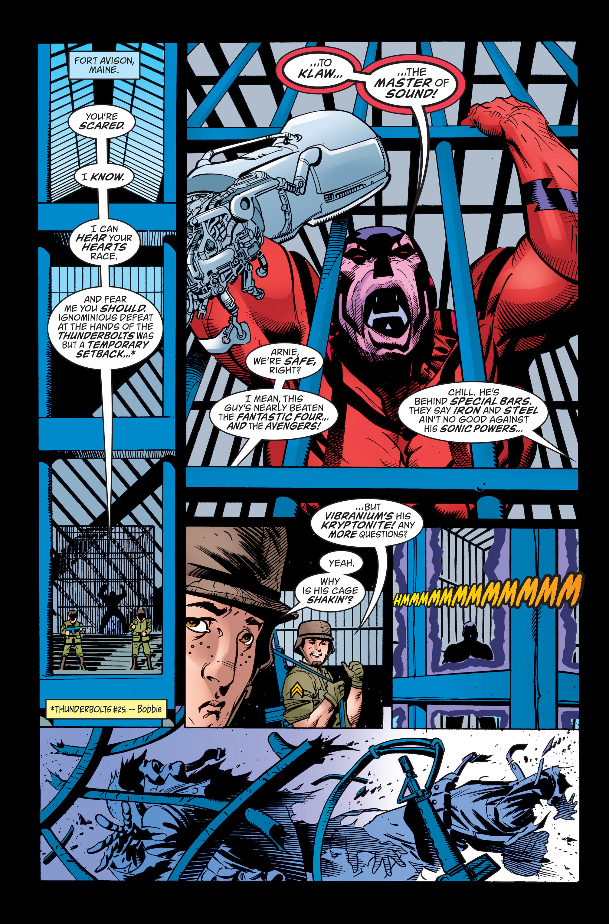 Captain America (1998) Issue #21 #27 - English 14