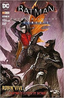 Batman: Arkham Knight - Genesis 3 PDF
