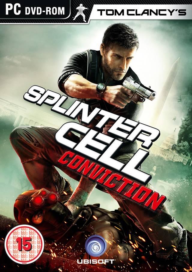 splinter cell conviction تحميل لعبة