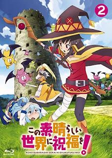 Salah satu anime fantasy terbaik