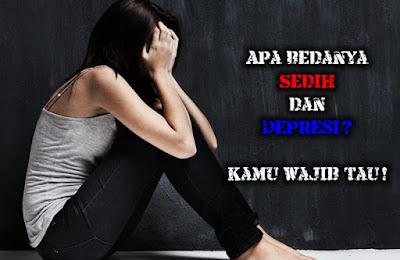 Apa Bedanya Sedih dan Depresi? Kamu wajib tau