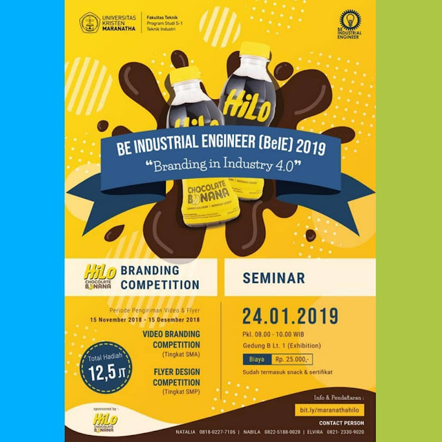 Lomba Branding Competition BeIE 2019 SMP-SMA
