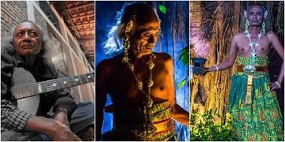 Kronologis Pernikahan Mistis Bagus Kodok dan Peri di Ngawi