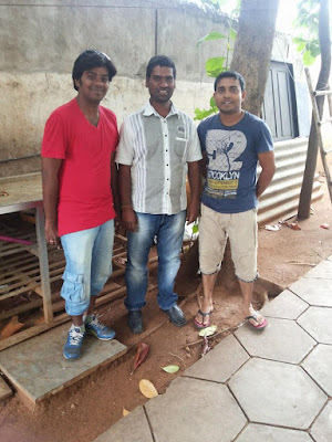 Bithiri sathi with sudheer and srinu