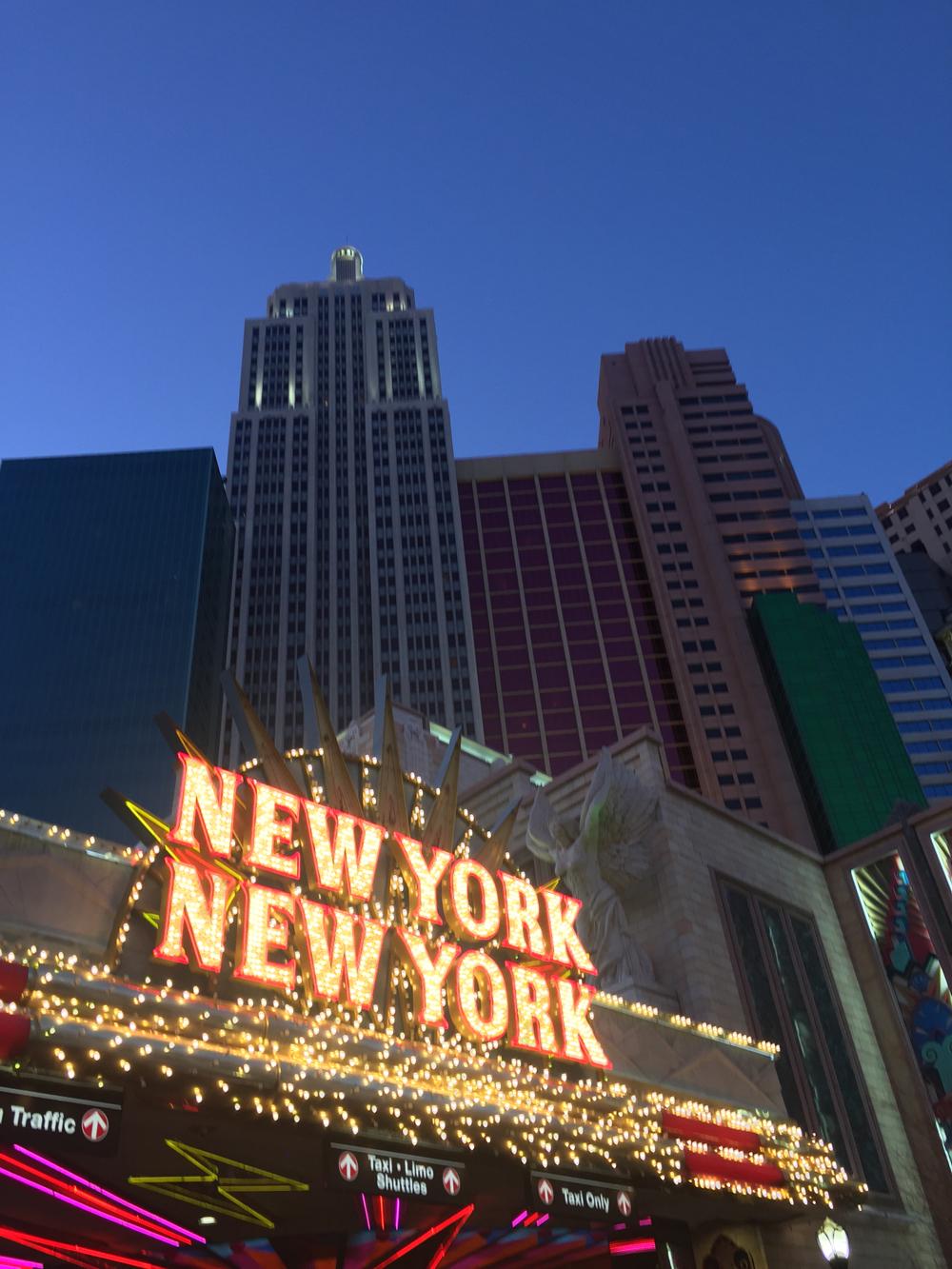 Mitä Las Vegasista jäi käteen? 6