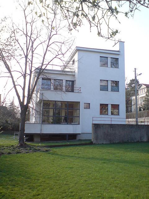 Casa Auerbach de Walter Gropius | Blog Arquitectura y ...
