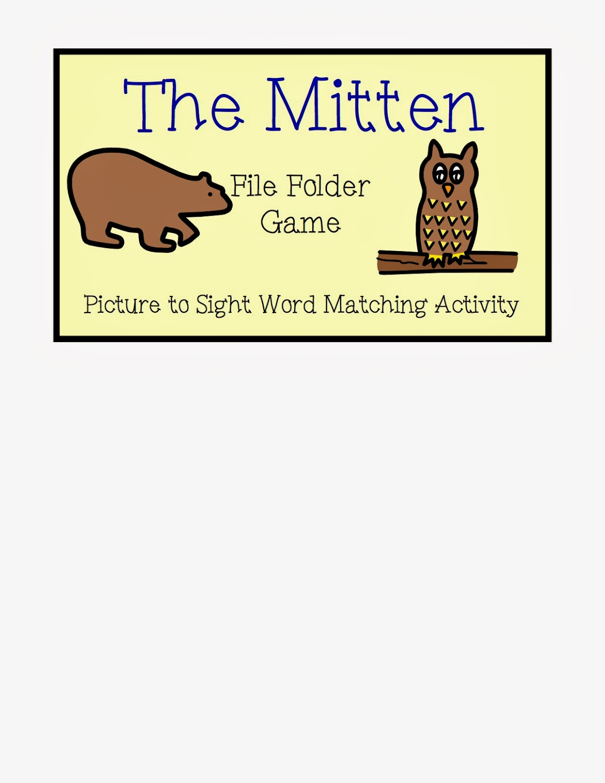 Best Of The Mitten By Jan Brett
