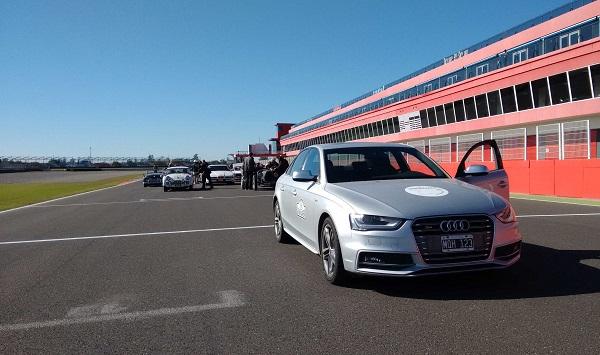 Audi Argentina en la 9° Edición de La Gran Carrera