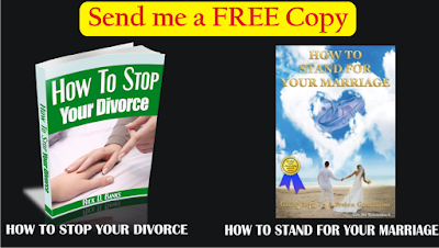 How To Stop Your Divorce, How to Stand For Your Marriage